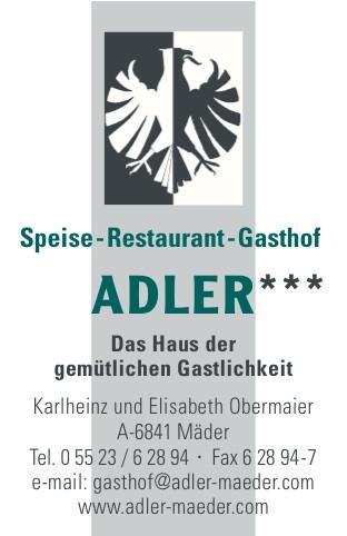 Logo Adler 1