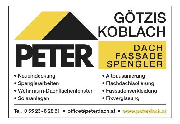 Logo Peter - quer neu